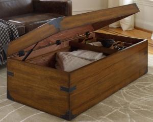 Hooker Furniture Estate Accent Trunk