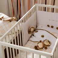Catimini Frisou Caillou Jou Jou Hedgehog Crib Set