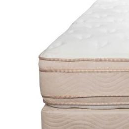 Restonic Comfort Care Andover Pillow Top Double Sided Queen Size Mattress Set