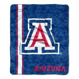 University of Arizona Sherpa Throw by Northwest Company