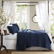 Hampton Hill Marine Coverlet Set by JLA Home