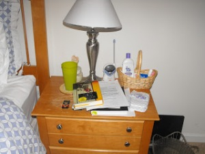 kari nightstand before