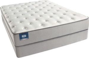 Simmons BeautySleep Solar Fest Plush Mattress - daybed mattress