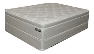 Corsicana 8335 Pillow Top - custom size made to order mattress - Boat Mattress