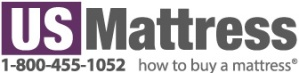 US-Mattress logo
