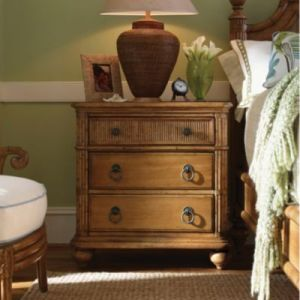 Tommy Bahama Beach House Delray Nightstand