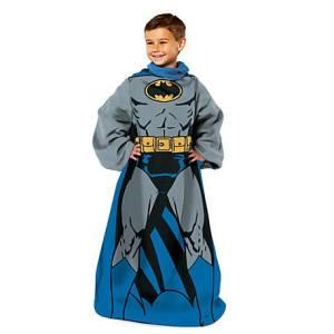 Being Batman Youth Comfy Throw by Northwest Company