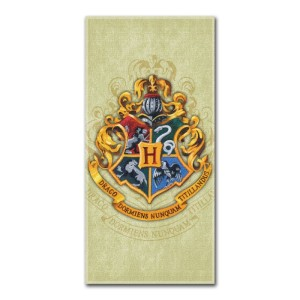 Harry Potter Crest Beach Towel by Northwest Company