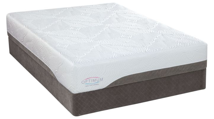Sealy Optimum Latex Meadowcrest Mattress