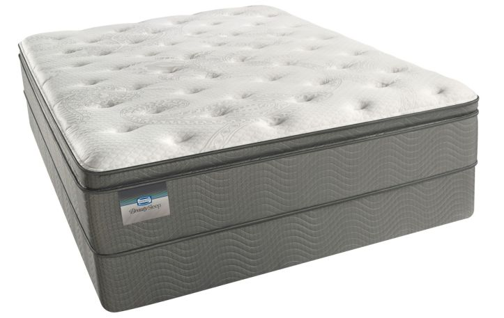 Simmons BeautySleep Star Fall Luxury Firm Pillow Top Mattress