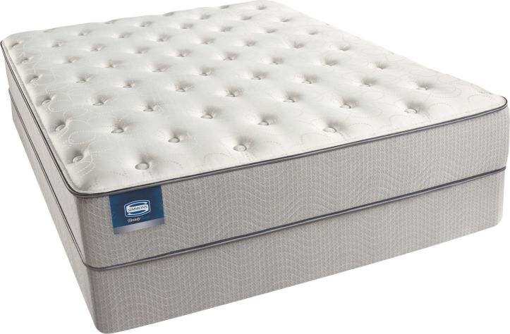 Simmons BeautySleep Solar Fest Plush Mattress
